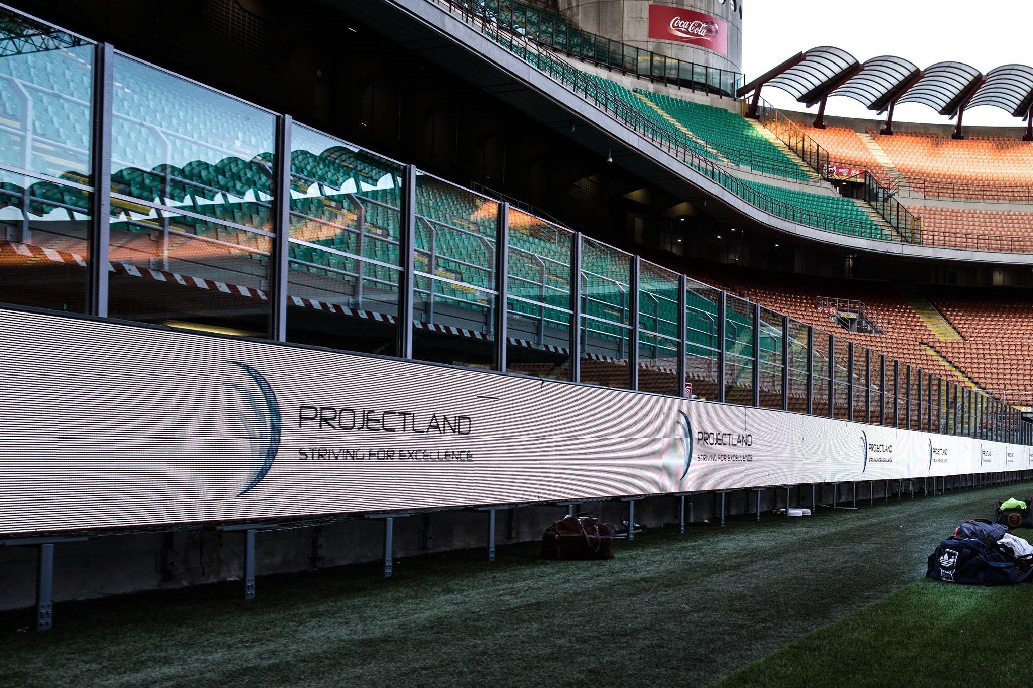 Sponsorizzazioni Projectland